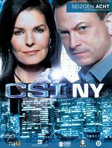 CSI: New York - Seizoen 8 (Deel 2)