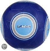 Avento Straatvoetbal - Rubber - Blauw - Maat 5