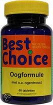 Best choise Oogformule /bc Ts