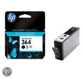 HP 364 - Inktcartridge / Zwart