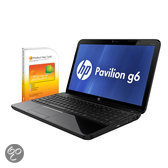 HP Pavilion G6-2004SD - Laptop