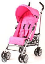 KEES - Urban Buggy - Roze