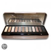 W7 Natural Nudes Eye Colour Palette - In The Buff - Oogschaduwpalet