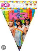 Vlaggenlijn K3: 6 meter (23207)