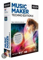 Magix, Music Maker, Techno Edition 4