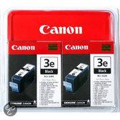 Canon BCI-3E - Inktcartridges / Zwart