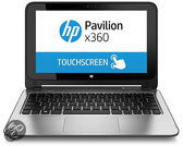 HP Pavilion x360 11-n010eb - Azerty-Laptop Touch