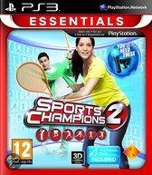 Foto van Sports Champions 2 (Move) (Essentials)  PS3
