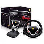 Foto van Ferrari 430 Force Feedback Racing Wheel + Pedals Ps3