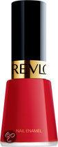 Revlon Nail Enamel - 680 Revlon Red - Rood - Nagellak
