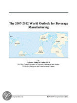 The 2007-2012 World Outlook for Beverage Manufacturing