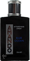 Amando Blue Ocean for Men - 50 ml - Aftershave spray