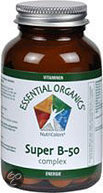 Essential Organics® Super B-50 Complex - 90 Tabletten