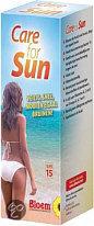 Bloem Care for Sun SPF 15 - 200 ml - Zonnebrandlotion