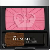 Rimmel Lasting Finish Soft Colour - 115 Mauve Cool - Blush