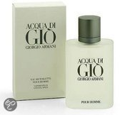 Armani Acqua Di Gio for Men - 50 ml - Eau de Toilette