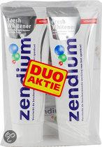 Zendium Tandp Fresh Whitener - 2x 75 ml - Tandpasta