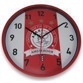Ajax Finest - Klok - 3 Sterren - Rood / Wit