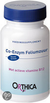 Orthica Co-Enzym Foliumzuur Tabletten 60 st