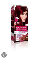 Garnier Colorbrush Talent - No. 4.6 Intense Dark Red - Haarkleuring