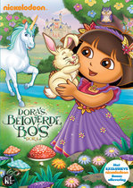 Dora The Explorer - Dora's Betoverende Bos