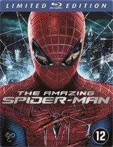 The Amazing Spider-Man (Blu-ray Steelbook Limited Edition)