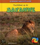 Dierencamouflage / Onzichtbaar op de savanne