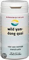 Wild Yam/Dong Quai Springfield