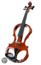 Classic Cantabile Classic Cantabile EV-81 E-viool complete set + hoofdtelefoon