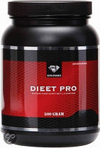 Nutri Dynamics Dieet Pro Aardbei - 500 g