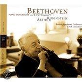 The Rubinstein Collection Vol 58 - Beethoven: Piano Concertos Nos 4,5
