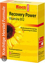 Bloem Recovery Power met Vitamine B12