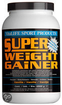 VitaLIFE Super Weight Gainer Vanille - 1000 gr - Drinkmaaltijd