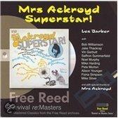 Mrs. Ackroyd: Superstar!