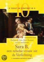 Sara B., Een Rebelse Vrouw Uit De Verlichting