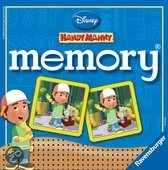 Ravensburger Handy Manny Memory