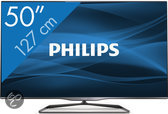 Philips 50PFL5028 - 3D led-tv - 50 inch - Full HD - Smart tv