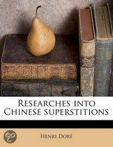 Researches Into Chinese Superstition, Volume V,4