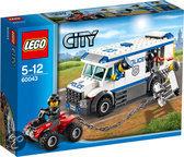 LEGO City Politie Gevangenen Transportvoertuig - 60043