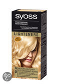 Syoss Color Cream 10-0 Medium Lightener