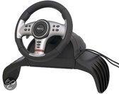 Bigben Racestuur Speedforce 3 PC + PS2