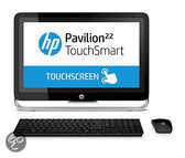 HP Pavilion 22-h000ed - All-in-one desktop - Touch