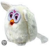 Furby Knuffel Yeti - Wit 14 cm