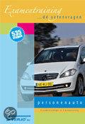 350 vragen Personenauto Examentraining - 16e druk - oktober 1998