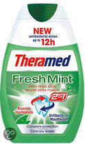 Theramed 2in1 Fresh Mint - 75 ml - Tandpasta