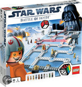 LEGO Star Wars Spel De Slag om Hoth - 3866