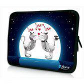 Sleevy 15,6 inch laptophoes love love love