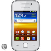 Samsung Galaxy Y (S5360) - Wit