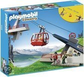 Playmobil Bergstation met Kabelbaan - 5426