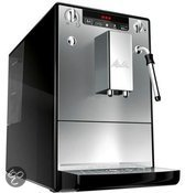 Melitta Espressoapparaat Caffeo Solo Milk - Zwart/zilver